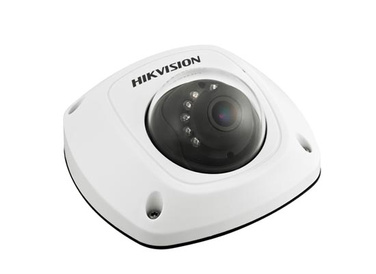 IP kamera 3MP HikVision Dome